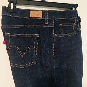 Levi Strauss Straight Leg 505 Jeans